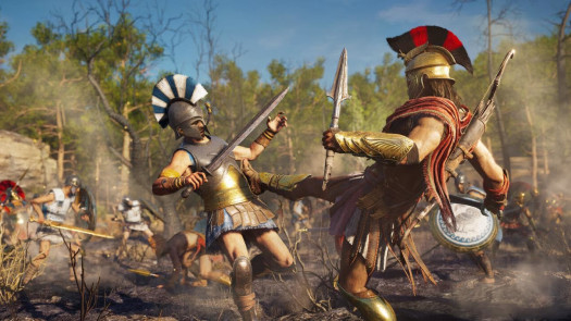 assassin's creed odyssey 1