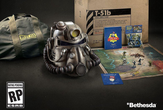 fallout 76 collectors