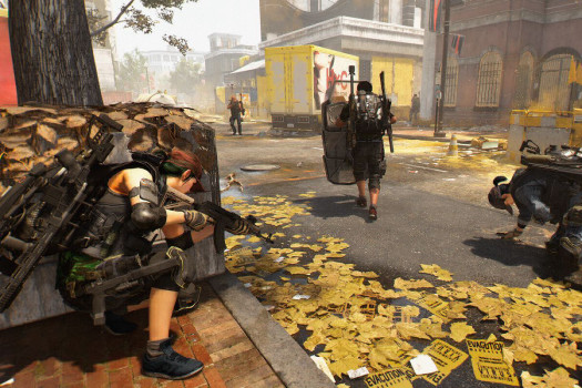 the division 2 20