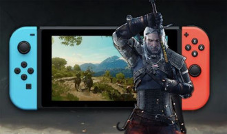 The Witcher 3 идва за Switch