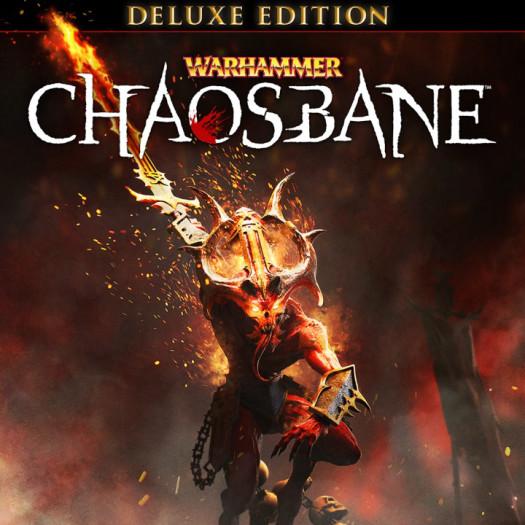warhammer chaosbane cover