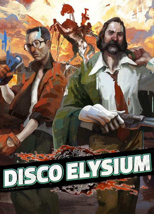 disco elysium cover.