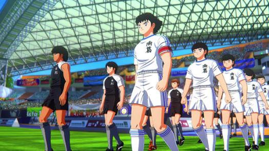 captain tsubasa 16