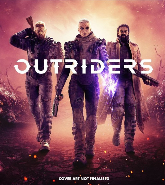 outriders cover